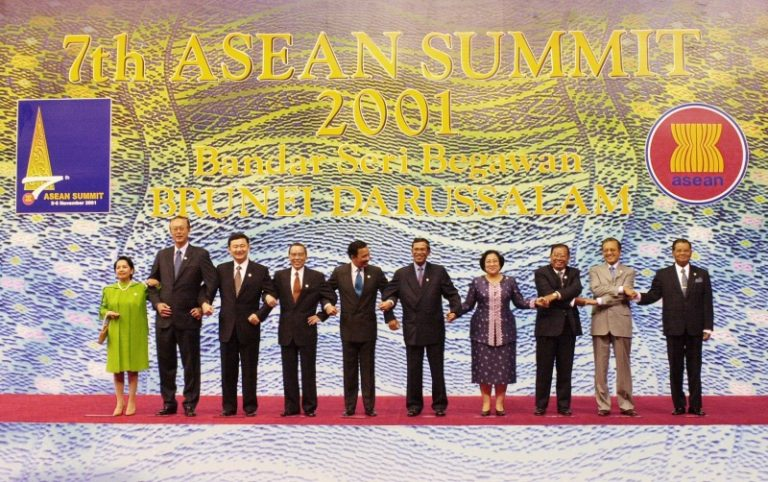 5<sup>th</sup> APT Summit — Press Statement by the Chairman of the Seventh ASEAN Summit and the Fifth ASEAN+3 Summit, 5 November 2001, Bandar Seri Begawan
