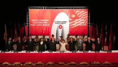 Chairman's Statement of the Ninth ASEAN Plus Three Summit, 12 December 2005, Kuala Lumpur