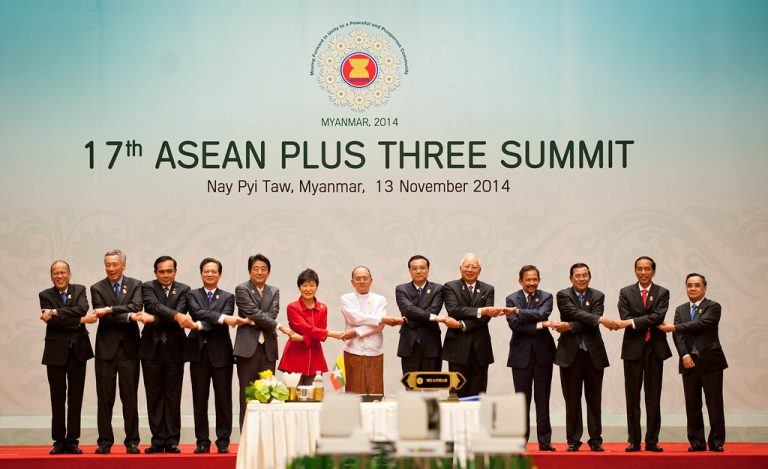 Chairman's Statement of the 17<sup>th</sup> ASEAN Plus Three Summit