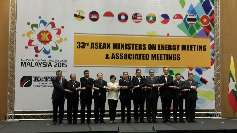 Joint Ministerial Statement of the 12<sup>th</sup> ASEAN+3 (China, Japan and Korea) Ministers on Energy Meeting, 8 October 2015, Kuala Lumpur