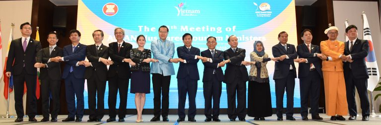 Joint Media Statement of The 18<sup>th</sup> Meeting of ASEAN Plus Three (China, Japan and Republic of Korea) Tourism Ministers