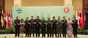 16<sup>th</sup> AMME+3 — 15<sup>th</sup> ASEAN Ministerial Meeting on the Environment and the 15<sup>th</sup> Meeting of the Conference of the Parties to the ASEAN Agreement on Transboundary Haze Pollution