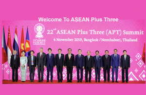 ASEAN Plus Three Leaders Statement on Connecting the Connectivities Initiative