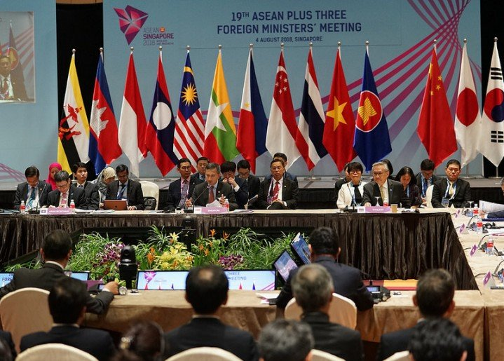 Chairman's Statement of The 19<sup>th</sup> ASEAN Plus Three Foreign Ministers' Meeting