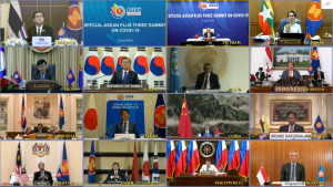Joint Statement of the Special ASEAN Plus Three Summit on Coronavirus 2019 (COVID-19)
