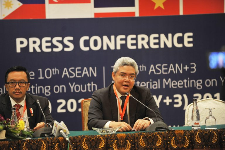 Joint Ministerial Statement of The Sixth ASEAN Plus Three Ministerial Meeting on Youth (6<sup>th</sup> AMMY+3)