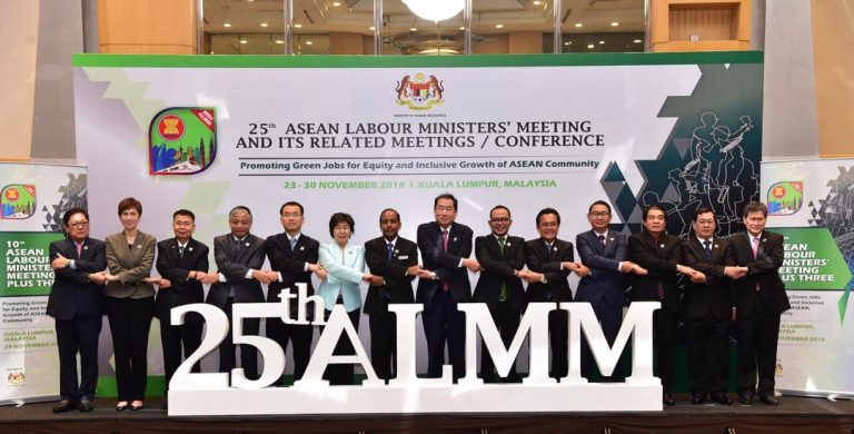 Joint Statement The Tenth ASEAN Plus Three Labour Ministers Meeting (ALMM+3)