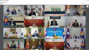 ASEAN Plus Three Economic Ministers' Joint Statement on Mitigating The Economic Impact of The COVID-19 Pandemic