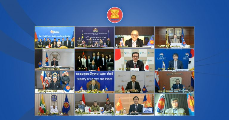 Joint Ministerial Statement The 17<sup>th</sup> ASEAN+3 (China, Japan, and Korea) Ministers on Energy Meeting