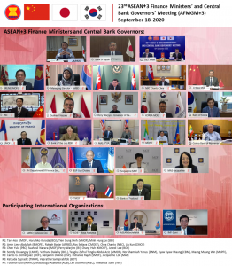 Joint Statement of the 23<sup>rd</sup> ASEAN+3 Finance Ministers' and Central Bank Governors' Meeting