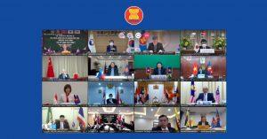 20<sup>th</sup> Meeting of AMAF Plus Three