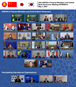 Joint Statement of the 24<sup>th</sup> ASEAN+3 Finance Ministers' and Central Bank Governors' Meeting